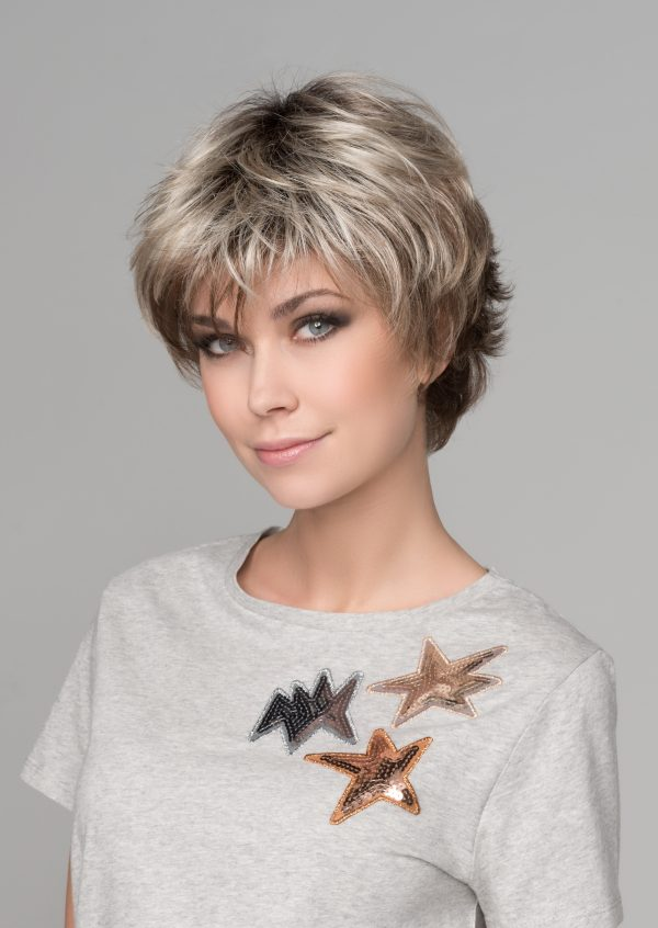 Club 10 by Ellen Willie Mono Crown Synthetic wig