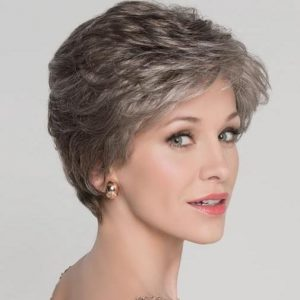 Alexis by ellen wille full hand tied mono top synthetic wig with extended lace front