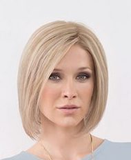 Delicate Plus By Ellen Wille full hand tied mono top front lace Remy Human Hair Wig