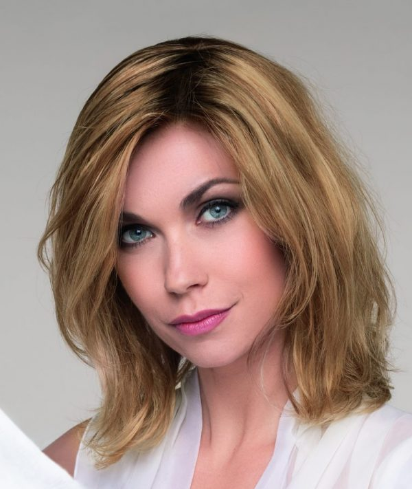 inspire by ellen wille full hand tied lace front remy human hair wig