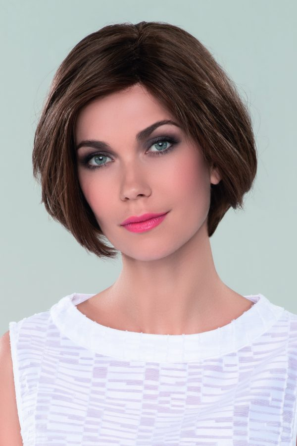 Cosmo by ellen wille 100% European human hair mono top front full hand tied wig