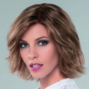 Sole by ellen wille lace front mono top European human hair wig