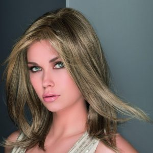 Affair by ellen wille Hair Society Luxury Collection 100% hand tied lace front mono top synthetic wig