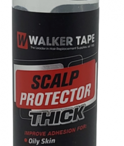 Use this thicker version of the ever popular pre-adhesive scalp protector to provide a thin protective coating to extend the effectiveness of bonding methods such as glue or tape. It also prevents against irritation for clients with more sensitive skin. Great for  those who are active, participate in sports, have naturally oily skin, live in humid climates, or even participate in sports . A true must have.